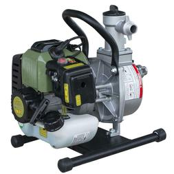 1.4 Hp 1 In. 2-Cycle Gas Powered Water Transfer Utility Pump