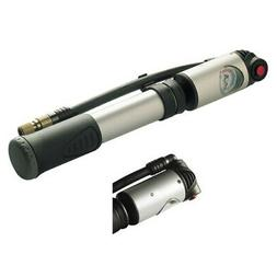 Serfas 2 In 1 Mini Bicycle Pump