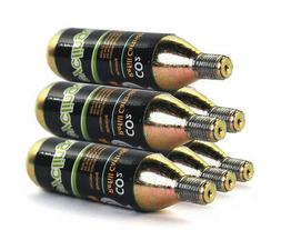 6 x 16g Threaded CO2  Cartridges Refills For Bike Bicycle Pu