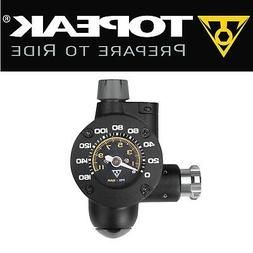 Topeak AIRBOOSTER G2 co2 inflator with tire pressure gauge p