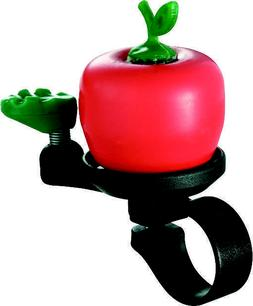 Action Bicycle Bell Red Apple