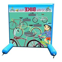Commercial Inflatable Game - 50 Mile Bike Ride - Air Frame G