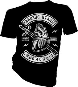 Death Before Dishonour, Bike, Motorcycle, MC, Club, Biker Un