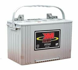 MK Battery Deep Cycle Gel Cell 12 Volt Battery for Backup Su