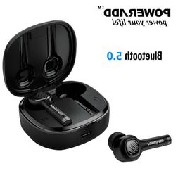 Wireless Bluetooth 5.0 Earphone Earbuds TWS Mini Waterproof
