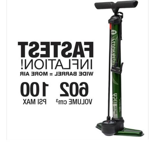 Bell Air Attack High Volume Pump for Bicycle