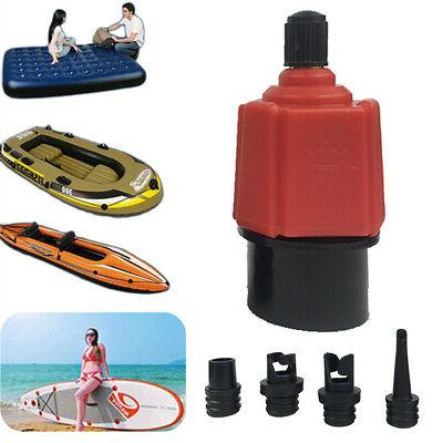 air inflator pump adapter accessory for inflatable