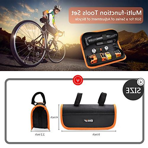 Bicycle Repair Bag Bicycle Tire Home Bike Tool Portable Fixes, Fixe, For Camping Travel Essentials Tool Bag Tool All Tool