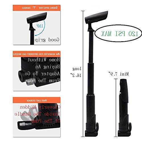 Bicycle Bicycle Pump, Bike Patches Fixes, For Camping Tool Bag Repair Tool Safety All