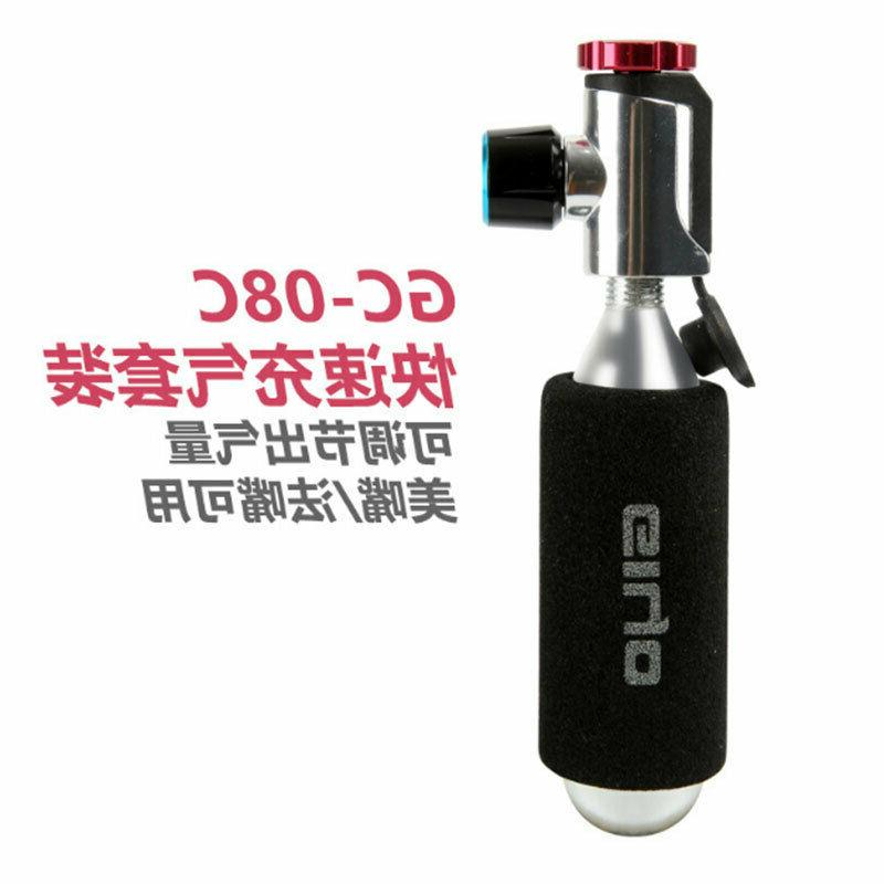 Co2 Pump For Bicycle Pump Inflator