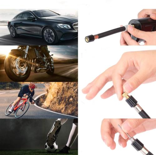 LCD Motorcycle USB 3 in