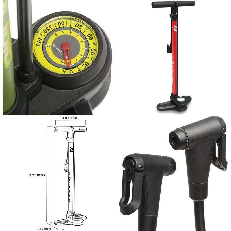 piston bike floor pump