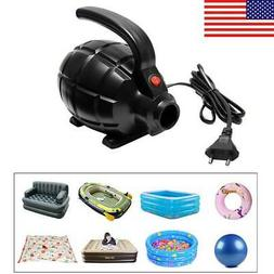 Multi-function Electric Air Pump For Inflatable Camping Bed
