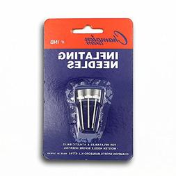 nickel plated inflating needles