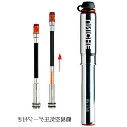 UNICHE Portable Bicycle Cycling CNC Mini Pump with Gauge 140
