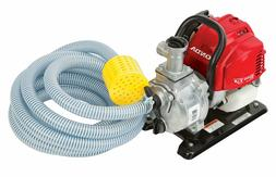 """Honda WX10K1AT 1"""" Heavy Duty Gas Powered Water  Pump 32 GPM"""